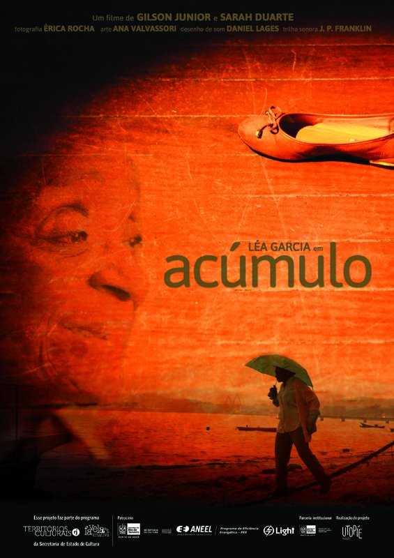 Acúmulo - Cartaz
