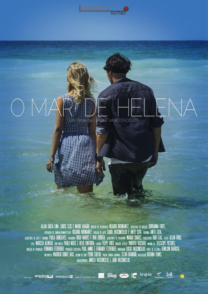 O Mar de Helena - Cartaz